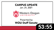 Staff Senate Campus Update