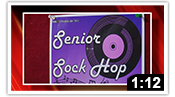 Senior Sock Hop