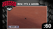 WOU Softball: Now, it's a mouse.