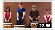 Multicultural Part 3: Japanese Drums