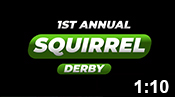 WOU 1st Annual Squirrel Derby