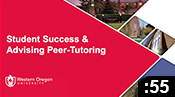 Student Success & Advising Peer Tutoring