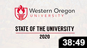 State of the University 2020