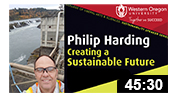 Creating a Sustainable Future: Philip Harding