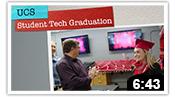 UCS Student Tech Graduation