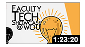Faculty Technology Showcase 2018