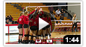 Volleyball Highlights: vs MSUB 11/14