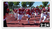 WOU Football vs CWU 9/10/16