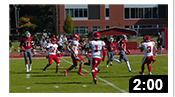 WOU Football vs SFU 10/5/19