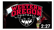 WOU Football vs TAMC 9/14/19