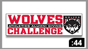 Wolves Alumni Giving Challenge 2020