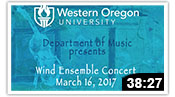 Western Oregon Winds March 2017