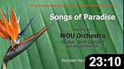 Winter 2021 WOU Orchestra