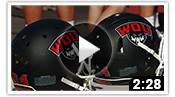 WOU Football vs CWU 2014