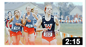 Cross Country NCAA DII West Regional 2019